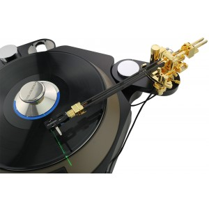 Klaudio Tangential Tonearm, MKII, 12-inch Equivalent, Auto-Lift *Gold*