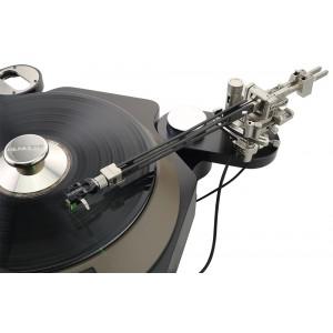 Klaudio Tangential Tonearm, 12-inch Equivalent, Auto-Lift *Nickel*